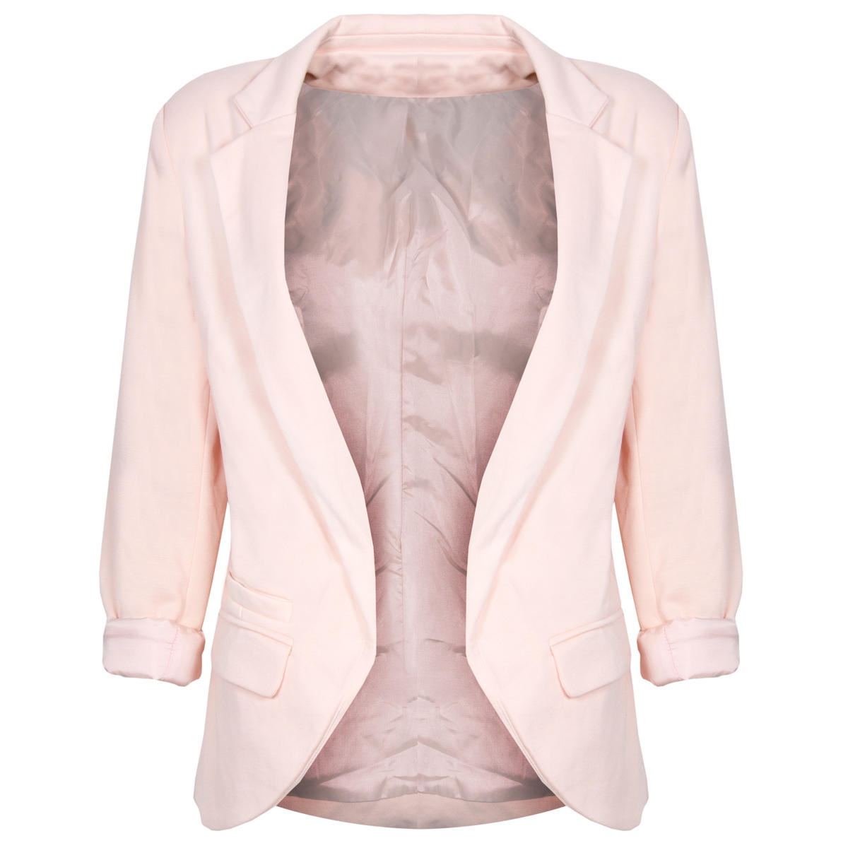 Nude/Pink Boyfriend Blazer Preview